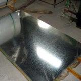 Chapa de aço duramente galvanizada cheia com Z30-Z150G/M2