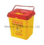 Горячее Sale 3L Medical Disposable Sharp Container Waste Container