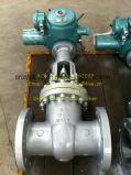 Soupape à vanne d'acier de moulage de contrôle de moteur électrique d'API/GOST/DIN Dn700 Py16