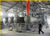 Destilería del petróleo del vacío para que aceite de motor del negro de la limpieza amarillee el petróleo bajo