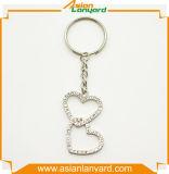 Metallo Keychain di promozione con il regalo