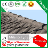 Dach-Material-Stein-Dach-Fliese-Aluminiumzink-Platten-Haus-Dach-Blatt