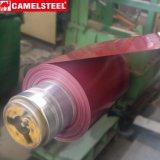 Bobina d'acciaio di colore PPGI con la pellicola