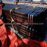 ASTM A500 Gr. B quadratisches Gefäß für Stahlkonstruktion
