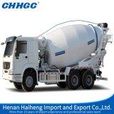 Caminhão do misturador concreto do cimento da série da máquina da construção