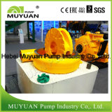 High Chrome ASTM A532 Gravel Mud Slurry Pump Usure résistant à l'usure