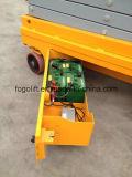 Elevador automotor móvel portátil do elevador de dois homens de China