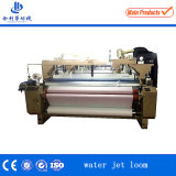 A máquina de alta velocidade do tear do jato de água faz a tela de Polyster