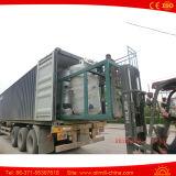 Máquina del refinamiento del petróleo crudo de la máquina del refino de petróleo de palma