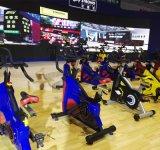 2017 Fiets van de Gymnastiek van de Oefening van het Nieuwe Product/Fiets fb-5917 van de Rotatie