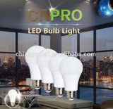 Base do bulbo E26 de A19 Dimmable, copo do diodo emissor de luz, produtos da iluminação do diodo emissor de luz,
