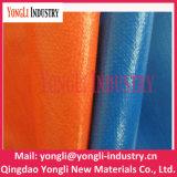 Encerado azul de Orang da alta qualidade com canto preto