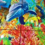 o mundo do mar 3D telha telhas cerâmicas de cristal Nano da parede do fundo