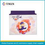 Pappdatei-Umschlag mit Mischfarben-Drucken