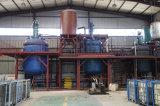 原料のフラン樹脂を形成するポリマー金属の鋳造の砂
