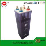 Gnz300 Ni-CD Batería alcalina de tasa media para UPS, planta de energía, control de turbina de gas