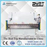 Freno de la máquina plegable de la dobladora (wc67k-100t*3200) de la placa hidráulica de /Metal/de la prensa hidráulica