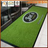 Disegno personalizzato stampato facendo pubblicità alla stuoia antisdrucciolevole decorativa di marchio del pavimento dell'entrata