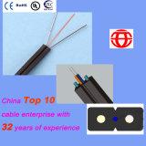 Un cable óptico de la fibra de la base G657A con buena calidad
