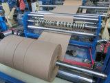 Papel hidráulico que raja y máquina el rebobinar para el borde de papel (MCD-1600)