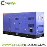 交替が付いている無言の容器シリーズディーゼル機関の発電機