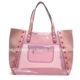 Senhora Doces Saco da forma, bolsas de compra das meninas, sacos de Tote