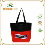 Sacchetti di acquisto Two-Tone non tessuti dei sacchetti del sacchetto del carrello di acquisto per i supermercati