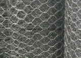 Geomat mit eingetauchtem Gavalnized Maschendraht Reforcement für Schutz-Steigung