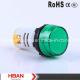 Hban RoHS CE (22mm) Hbad16-22bs Signal Lamp