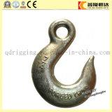 China-Befestigungsteile wir Typ 320A legierter Stahl-Augen-Ladung-Haken