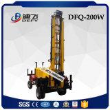 販売のためのDfq-200W 200m DTH Borewellの鋭い機械