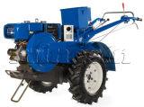 Hot Selling mais barato 10HP Power Tiller / Tractor de mão / Walking Tractor