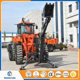 2ton 2.5ton 3 Tonnen-Kosten-Leistungs-Vorderseite-Rad-Ladevorrichtung