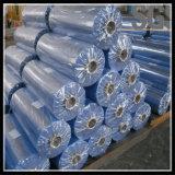 13 micrómetros-100microns Película encolhível de PVC Rolo de filme de encolhimento de PVC