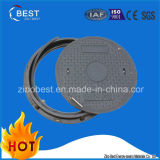 OEM D400 Circular SMC Composite Sewer Manhole Cover