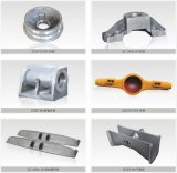Ferro de molde Ductile da areia, carcaça do ferro do motor, carcaça marinha do ferro
