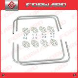 Aluminiumladung-Eingabe-Verschluss W/Bolt-on-Hoops
