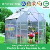 庭の花のための美しい温室