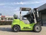 Forklifts duplos do gás do LPG da carga do combustível 1.5t-3.5t