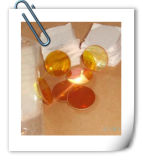 Selenid-Objektiv CVD Laser-Znse, CO2 Laser, der optisches Objektiv fokussiert