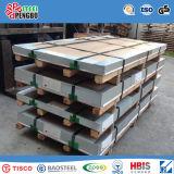 Feuille de haute qualité d'acier inoxydable du SUS AISI d'ASTM avec traiter profondément