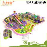 Kind-Spielplatz-weiches kletterndes Spiel