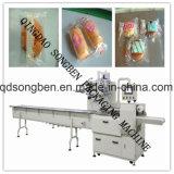 Biscuit automatique à grande vitesse rangeant et alimentant et machine à emballer