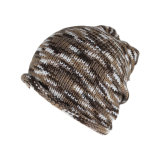 Cappello di inverno del Beanie di Camo del jacquard di stampa