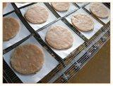 Automatisch Burger-Pastetchen, das Maschine für Nahrungsmittelfabrik bildet