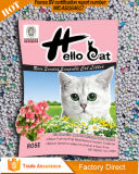 Bentonite 2016 colorido que aglutina a fonte da alta qualidade da maca de gato