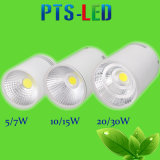 5W COB LED Downlight con Ce UL SAA