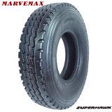 Pneu de Superhawk, pneu du camion 12r22.5