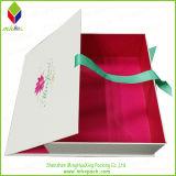 Kundenspezifischer Kleidungs-Kleid-Papier-Verpackungs-Geschenk-Kasten