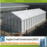 밖으로 Door Light Steel Structure Tent Design